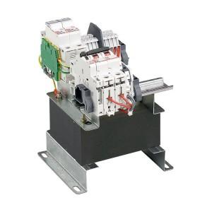 Transformateur CNOMO TDCE version I - 63 VA - prim 230V à 400V/sec 115V ou 230V LEGRAND