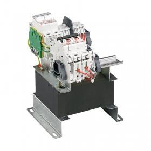 Transformateur CNOMO TDCE version I - 1600 VA - prim 230V à 400V/sec 115V ou 230V LEGRAND