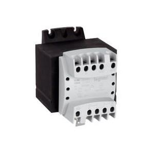 Transformateur séparation des circuits - 63 VA - prim 230V à 400V/sec 115V~ à 230V~ LEGRAND
