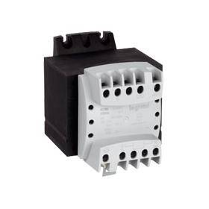 Transformateur séparation des circuits - 160 VA - prim 230V à 400V/sec 115V~ à 230V~ LEGRAND