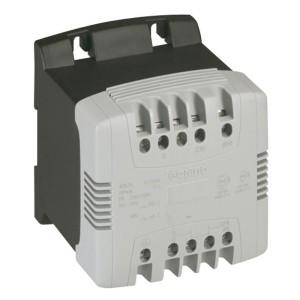 Transformateur de sécurité - 310 VA - prim 230V à 400V/sec 12V~ à 24V~ LEGRAND
