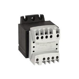 Transformateur de sécurité - 63 VA - prim 230V à 400V/sec 24V~ à 48V~ LEGRAND