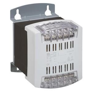 Transformateur de commande et séparation des circuits - 1000 VA - connexion vis - prim 230V à 400V/sec 115 à 230V~ LEGRAND