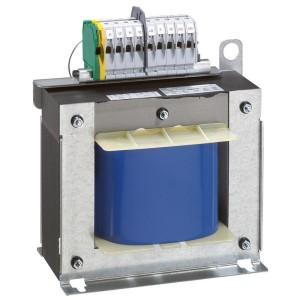 Transformateur de commande et séparation des circuits - 2500 VA - connexion vis - prim 230V à 400V/sec 115 à 230V~ LEGRAND
