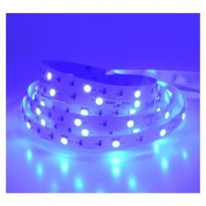 Bandeau LED BLEU 5m 30 LED/m 36W IP20 - 12V VISION EL