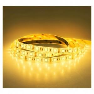 Bandeau LED 2700°K 5m 30 LED/m 36W IP65 - 12V PU VISION EL