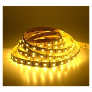Bandeau LED 3000°K 5 m 60 LED/m 72W IP20 VISION EL