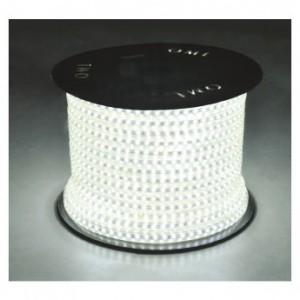 Bobine LED 4000°k 50 mètres 8W/m 230V IP65 VISION EL
