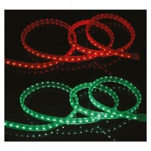 Bobine LED RGB 50 mètres 8W/m 230V IP65 VISION EL