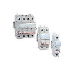 Coupe-circuit sectionneur tripolaire pour cartouche 10x38mm - 500 V~ LEGRAND