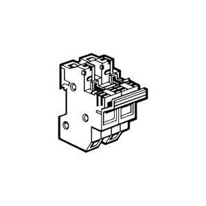 Coupe-circuit sectionnable SP51 1P+N équipé - pour cartouche 14x51mm LEGRAND
