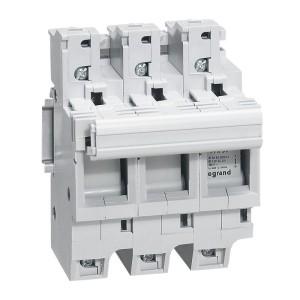 Coupe-circuit sectionnable SP51 3P - pour cartouche 14x51mm LEGRAND
