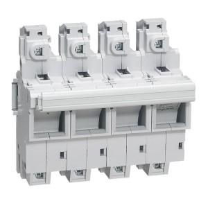Coupe-circuit sectionnable SP51 3P+N équipé - pour cartouche 14x51mm LEGRAND