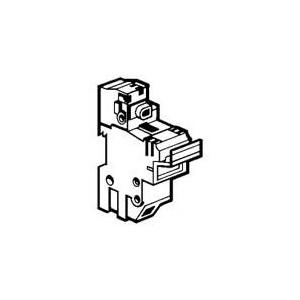 Coupe-circuit sectionnable SP58 neutre équipé - pour cartouche 22x58mm LEGRAND