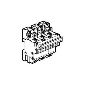 Coupe-circuit sectionnable SP58 3P - pour cartouche 22x58mm LEGRAND
