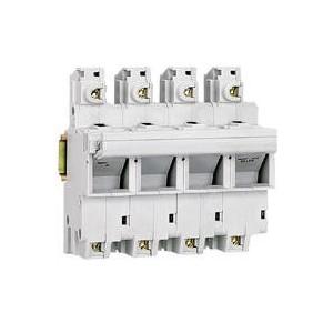 Coupe-circuit sectionnable SP58 3P+N équipé - pour cartouche 22x58mm LEGRAND