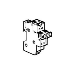 Coupe-circuit sectionnable SP58 1P avec microrupteur - pour cartouche 22x58mm LEGRAND