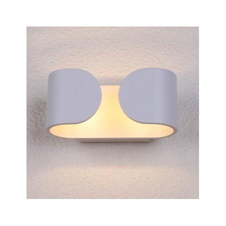 Applique murale LED blanc 6W 3000°K VISION EL