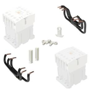 Inter-verrouillage mécanique et kit de câbles pour mini-contacteurs LEGRAND