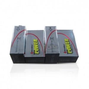 Piles LR61 9V super lithium - x 20 - SUNDEX VISION EL