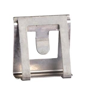 Agrafes pour bornes - Lot de 10 - Pour disj. INV / INS / NSX 100-250 SCHNEIDER