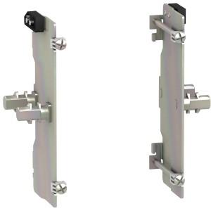 Flasques châssis pour disjoncteur 3P 4P - pour disj. NSX100-250 SCHNEIDER