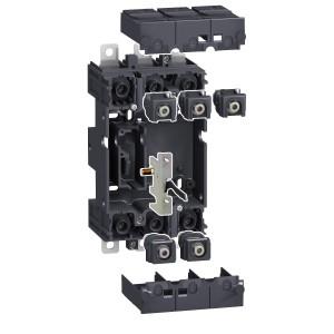 Kit compact débrochable 3P sur socle - pour disj. NSX100-250 SCHNEIDER