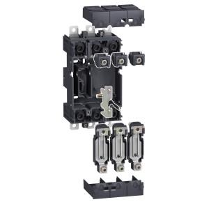 Kit Vigicompact débrochable 3P sur socle - pour disj. NSX100-250 SCHNEIDER