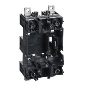 Socle débrochable 2P - pour disjoncteur NSX100-250 SCHNEIDER
