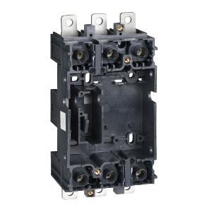 Socle débrochable 3P - pour disjoncteur NSX100-250 SCHNEIDER