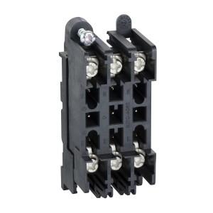Prise fixe 9 fils pour socle - pour disjoncteur NSX100-630 SCHNEIDER