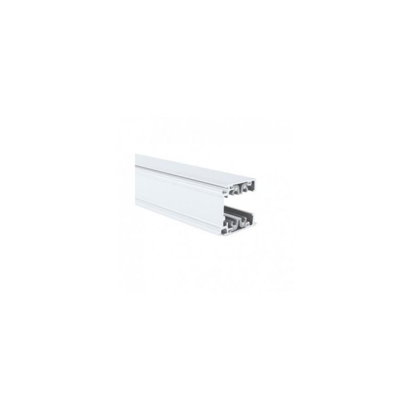 Rail triphasé pour spots LED blanc 1m VISION EL