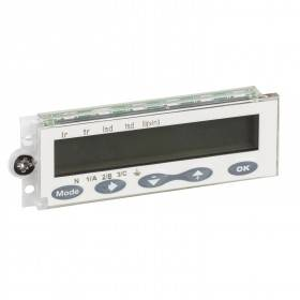 Écran LCD Micrologic 5 - Access. déclencheur Micrologic NSX SCHNEIDER