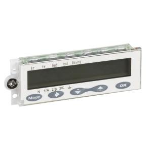 Écran LCD Micrologic 6.M - Access. déclencheur Micrologic NSX SCHNEIDER