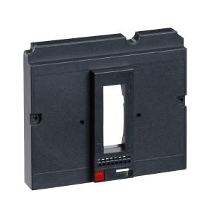 Plastron NS petite découpe pour retrofit - Access. disjoncteur NSX100-250 SCHNEIDER