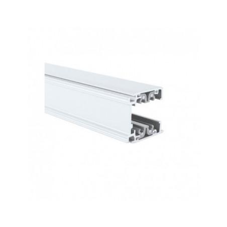 Rail triphasé pour spots LED blanc 3m VISION EL