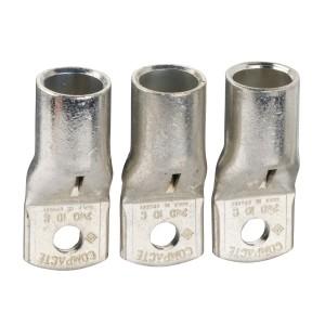 Cosse à sertir câble Cu. 240mm² sépar. phases - Lot de 3 - NSX400-630 SCHNEIDER