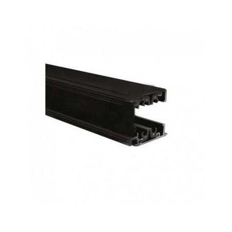 Rail triphasé pour spots LED noir 2m VISION EL