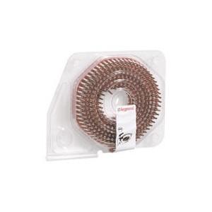 Embout de câblage Starfix simple en rouleau pour conducteurs section 1,5mm² - Emballage 3000 LEGRAND
