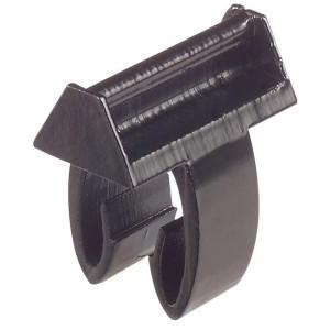 Porte-repères CAB 3 pour repérage des câbles 50mm² à 70mm² - noir - Emballage 50 LEGRAND