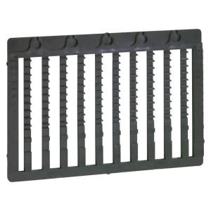 Support de plaques de repères vierges Viking3 pour table traçante Logicab2 - Emballage 4 LEGRAND