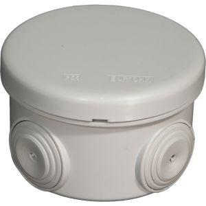 Boite de dérivation ronde Eur'ohm - Ø60x40mm - IP55 EUR'OHM