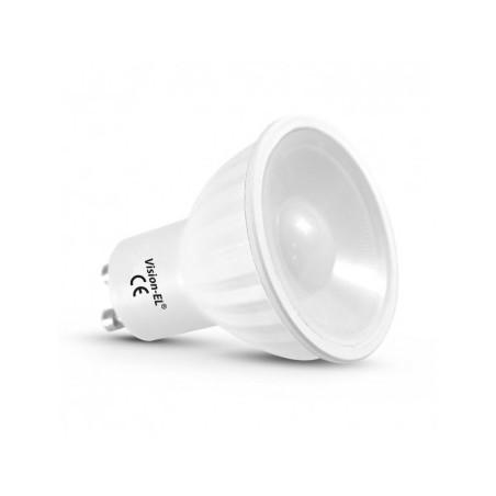 Ampoule LED GU10 spot 6W 6000°K VISION EL