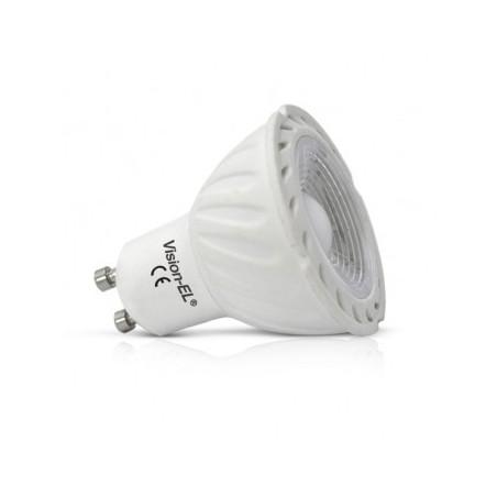 Ampoule LED GU10 COB spot 5W dimmable 3000°K VISION EL