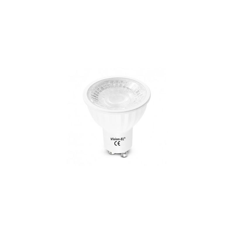 Ampoule LED GU10 COB spot 6W 3000°K VISION EL