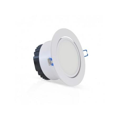 Spot LED orientable 12W 4000°K avec alimentation électronique VISION EL