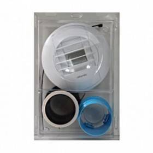 Kit BHB 10/40 80G - bouche hygroréglable salle de bain ATLANTIC