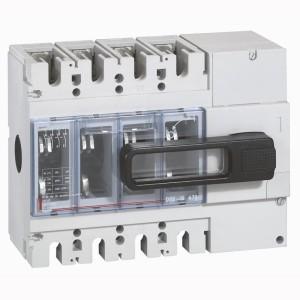 Interrupteur-sectionneur DPX-IS630 - 4P - 630A - sans déclenchement avec commande frontale LEGRAND