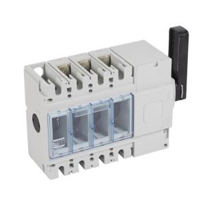 Interrupteur-sectionneur DPX-IS630 - 3P - 400A - sans déclenchement avec commande latérale droite LEGRAND