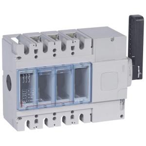 Interrupteur-sectionneur DPX-IS630 - 3P - 630A - sans déclenchement avec commande latérale droite LEGRAND